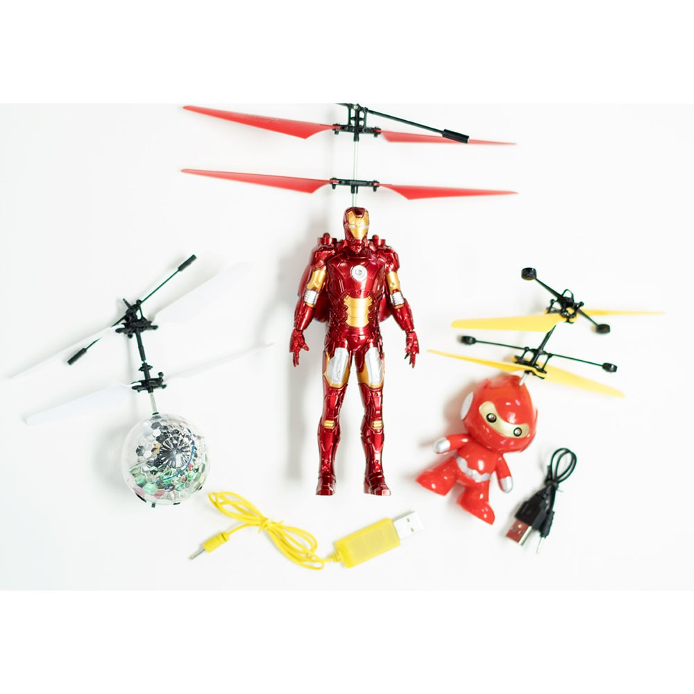 Ironman Flying Drone