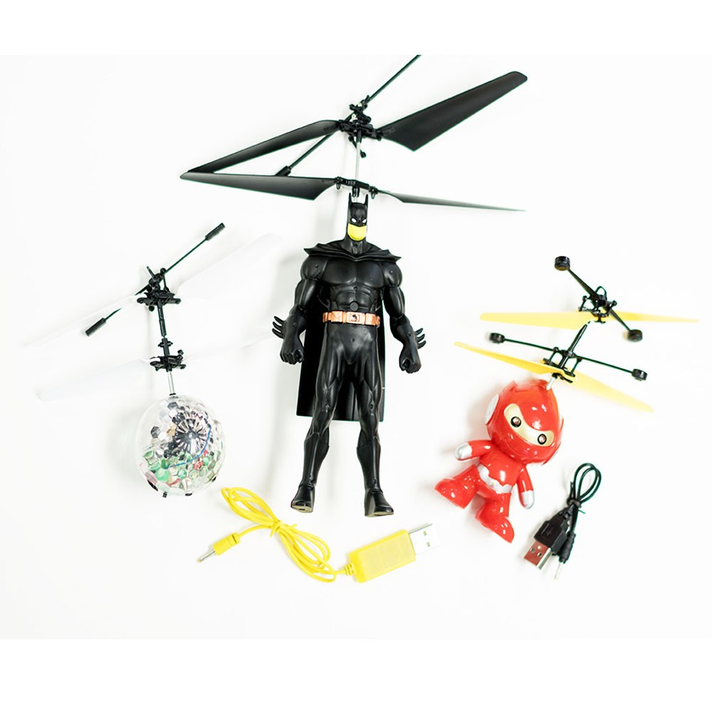3 Gift Drone Bundle - Batman