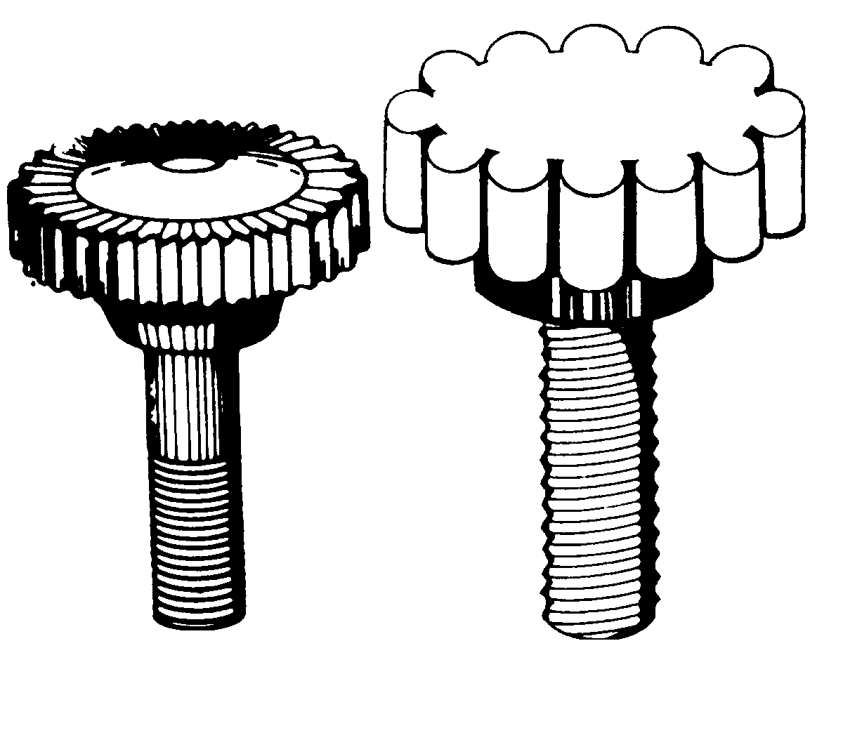 Nylon Head Screw