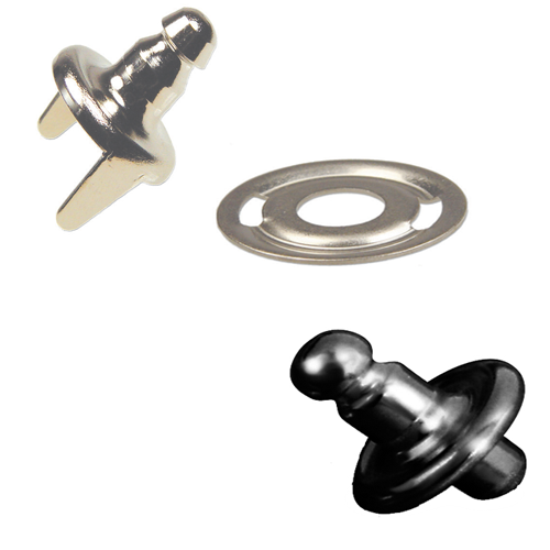 One-Way-Lift Studs and washers