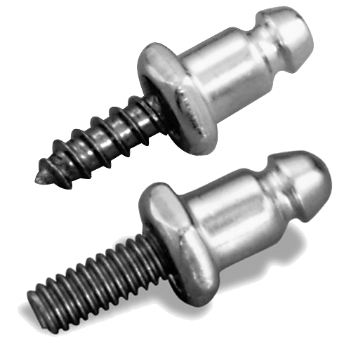 Directional Fasteners, One-Way-Lift Screwstuds