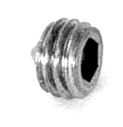 Set Screws - 100 Pack