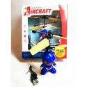 Easy Operation Vehicle Flying RC Spaceman - Blue