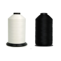 Bonded Nylon Thread - Size #138 - TEX-135 - Colors: Black and White