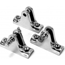 Deck Hinge S.S. Angle Base
