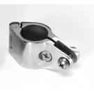 Jaw Slide - Locking, Hinged Rail/Jaw Clamp (5/16″ HD Pin)