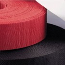 "1"" Lightweight Polyproylene Colored Webbing"