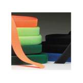 Hook & Loop - Rubber Based Pressure Sensitive Adhesive - colors 50/yd rolls