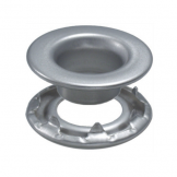 Stainless Steel Premium Self-Piercing Grommets and Washers