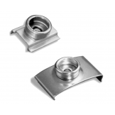 Windshield Clips-Stainless Steel