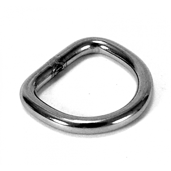 D rings stainless steel marine and boat top hardware