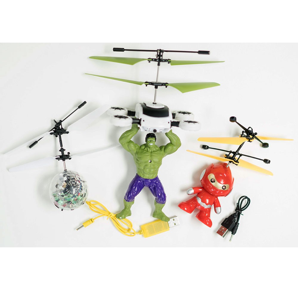Hulk Flying Drone