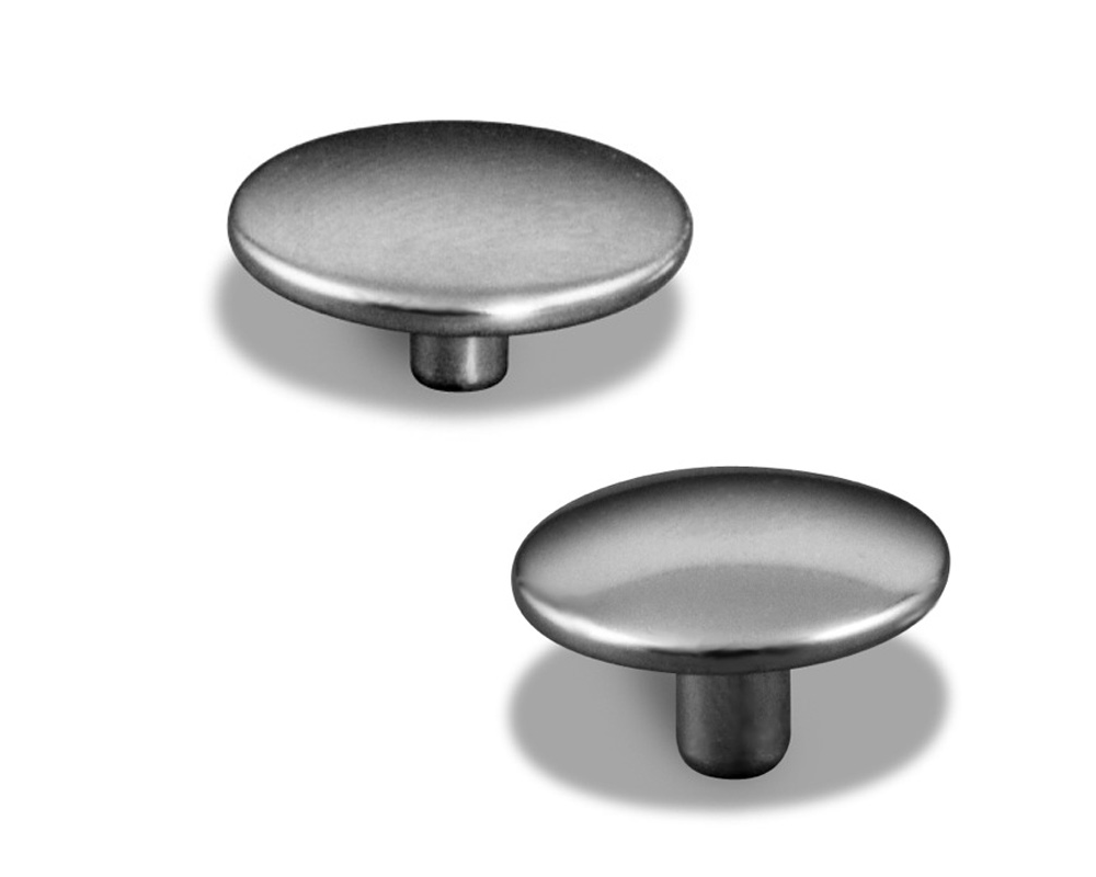 Caps – Stainless Steel Premium Snap Fasteners