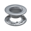 Grommets - Stainless Steel Premium Self-Piercing with Washers
