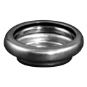 Nickel Plated Brass Sockets - Premium Snap Fasteners