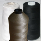 Specialty Threads - 16 oz. Cone. Available in Black, White and Ashes