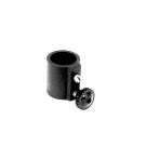 Adjustable Pole Collar Jointer Section - Black Nylon