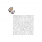 Loop - Sew-In - white 50/yd rolls (Hook and Loop Sew Quality)