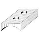 Deck Rail Hinge Adapter
