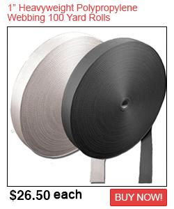 Heavyweight Polypropylene Thread Sale